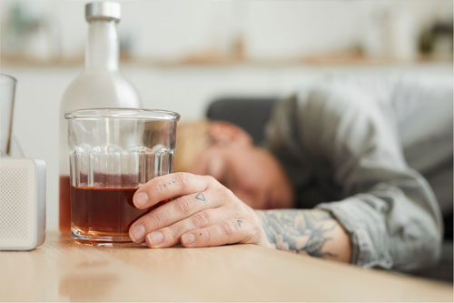 Dealing With Anger Without Alcohol
